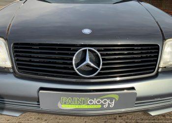 Mercedes SL Body Repair Colchester