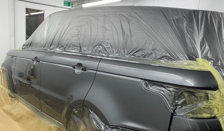 Vehicle Paint & Bodywork Repair Colchester