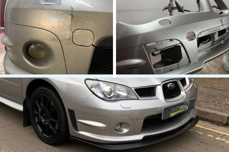 accident and repairs colchester