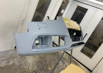 Audi A5 S Line Ready For Paint Application