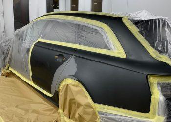 Audi RS6 Advant Ready For Paint Application