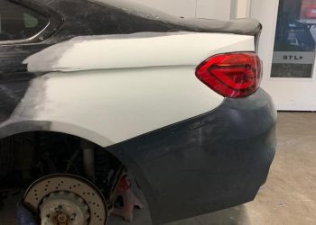 Bmw M4 Competition Filler Work